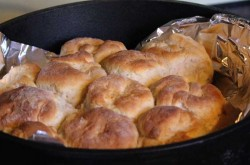 Dutch Oven Biscuits