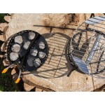CampMaid Charcoal Tray
