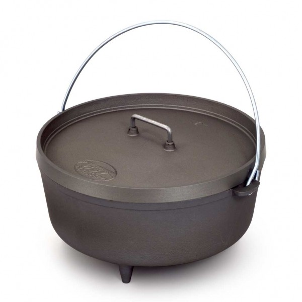 GSI Hard Anodized Dutch Oven 12""
