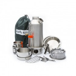 Kelly Kettle Base Camp Ultimate Kit