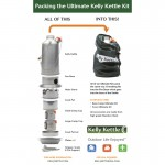 Kelly Kettle Scout Ultimate Kit