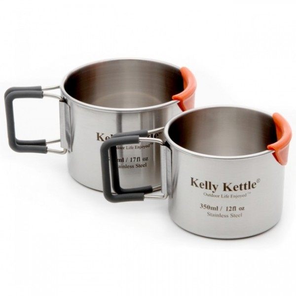 Kelly Kettle Camping Cups