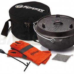Petromax Dutch Oven Complete Kit FT9