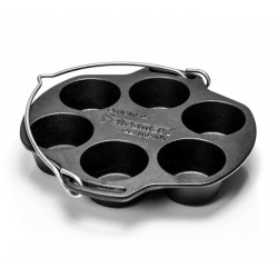 Petromax Muffin Pan MF6